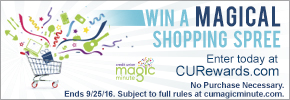 win a magical shopping spree 2016
