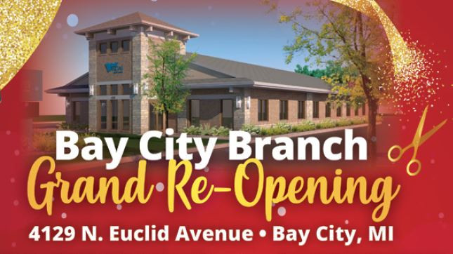 Bay City Branch Grand Re-Opening