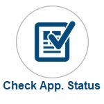 Check Application Status icon