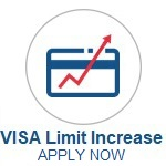 Apply Now for a VISA Credit Limit Increase